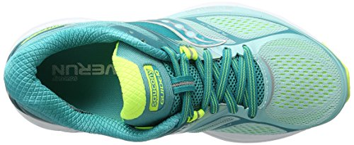 W Saucony Turquoise de Chaussures Compétition 10 Cinnamon Guide Running Femme wSx4S7HqE