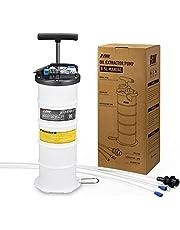 Manual 6.5Liter Oil Changer Vacuum Fluid Extractor Pump Tank Remover