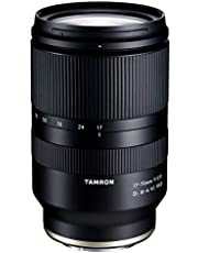 Tamron 17-70mm f/2.8 Di III-A VC RXD Lens for Sony E APS-C Mirrorless Cameras