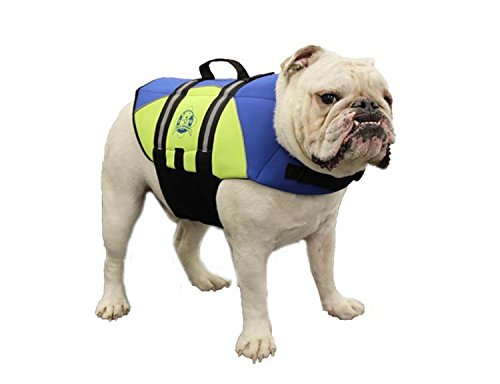 Neoprene Doggy Life Jacket Medium Size