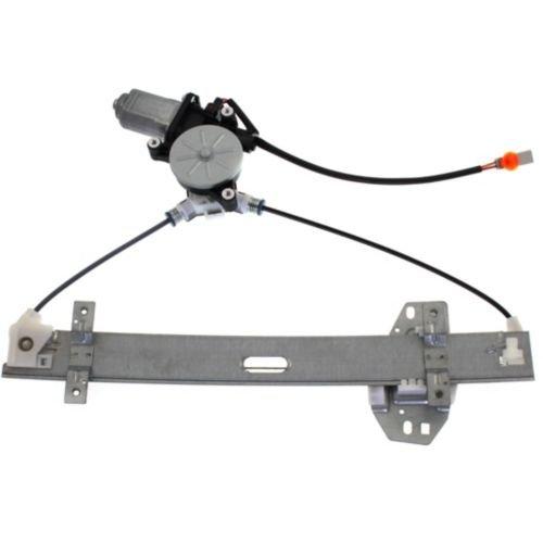 01 mdx rear window regulator - 9