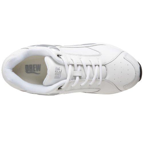 Drew Schuh Herren Force Athletic Wanderschuh Weiß
