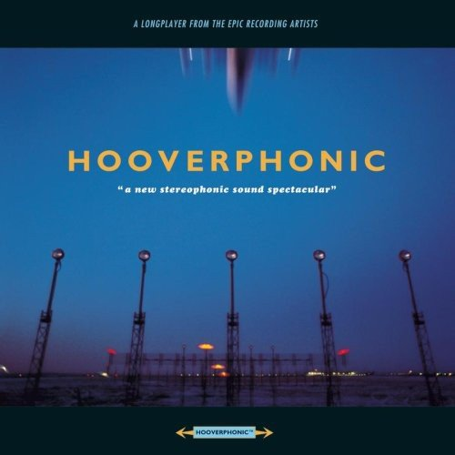 CD : Hooverphonic - New Stereophonic Sound Spectacular (CD)