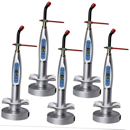 New Dental Wireless Cordless Led Curing Light Lamp in US - 5