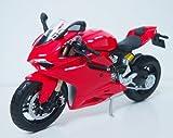 Maisto 1:12 Ducati 1199 Panigale Diecast Motorcycle