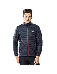 TAK Men Down Jacket Winter Jacket Light Duenn Down Coat Men Down Jacket