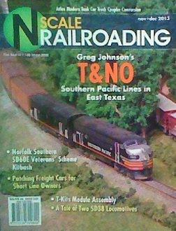 N Scale Railroading (November-December, 2013)