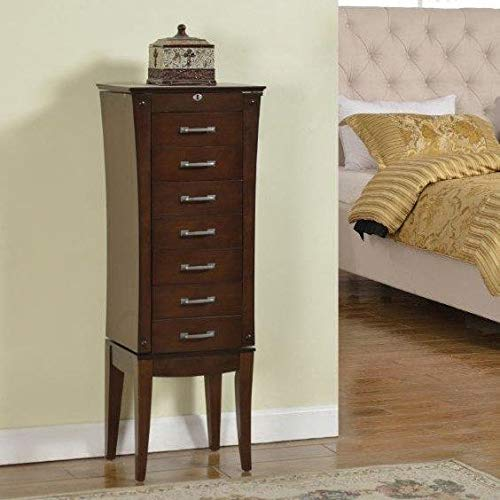 7 drawer armoire