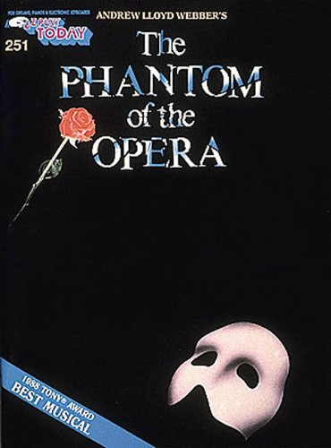 Phantom of the Opera: E-Z Play Today Volume 251 ()