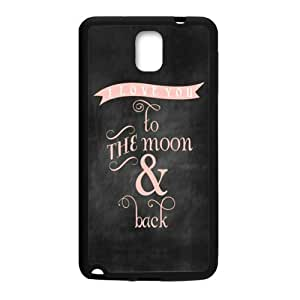"super shining day HD Image Funny Saying ""I Love You To the Moon And Back"