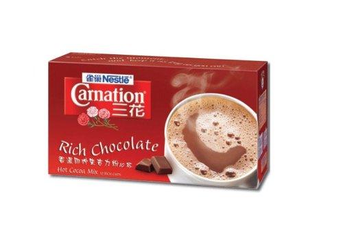Amazon Com Nestle Carnation Hot Cocoa Mix Hot Chocolate Instant