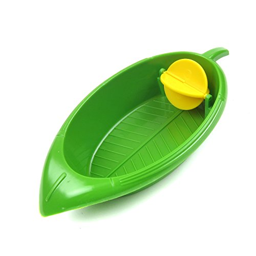 Alfie Pet by Petoga Couture - Fairfax Bathtub for Bird - Color: Green by Alfie