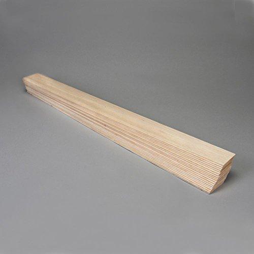 "Balsa Wood Strips, 1/8 x 3 x 36"", Pack of 20"