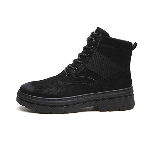 Marron Rond Bottes À Hommes Imperméables Pour Chaussures Et Eu Gamme Confortable Noir Taille Loisirs Yajie Bout Haut boots color Décontractées De 44 T0qSSpwx