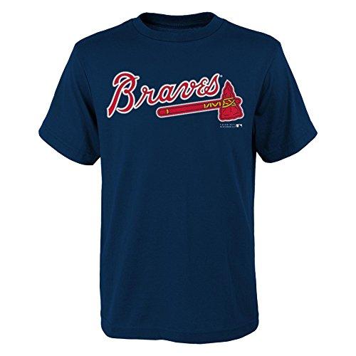 MLB  Atlanta Braves Youth Boys 8-20