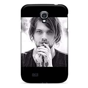 KennethKaczmarek Samsung Galaxy S4 Protector Cell-phone Hard Covers Support Personal Customs Vivid Asking Alexandria Band Image [axf17944Ldvx]