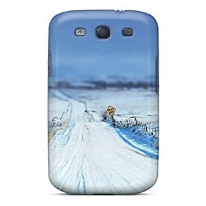 High Quality Shock Absorbing Case For Galaxy S3-end Of The Road