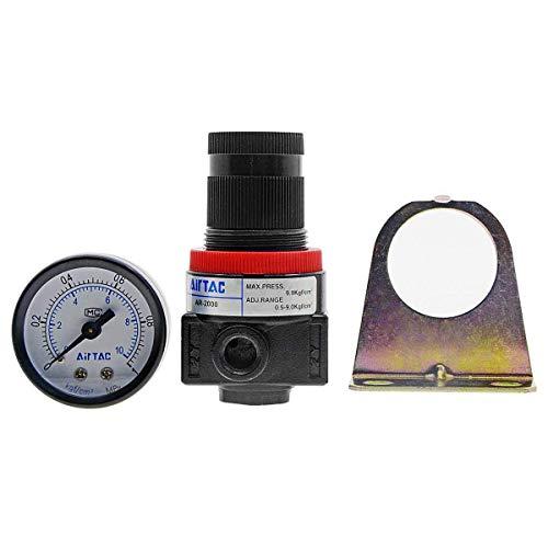 Regulador del filtro de aire AR2000-02 V/¨/¢lvula reductora de presi/¨/®n de gas de filtro G1 4
