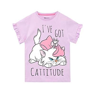Cat shirt Disney Girls Aristocats T-Shirt