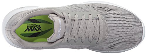 Skechers Performance Männer On The Go City 3.0 Fahrer Wanderschuhe Grau