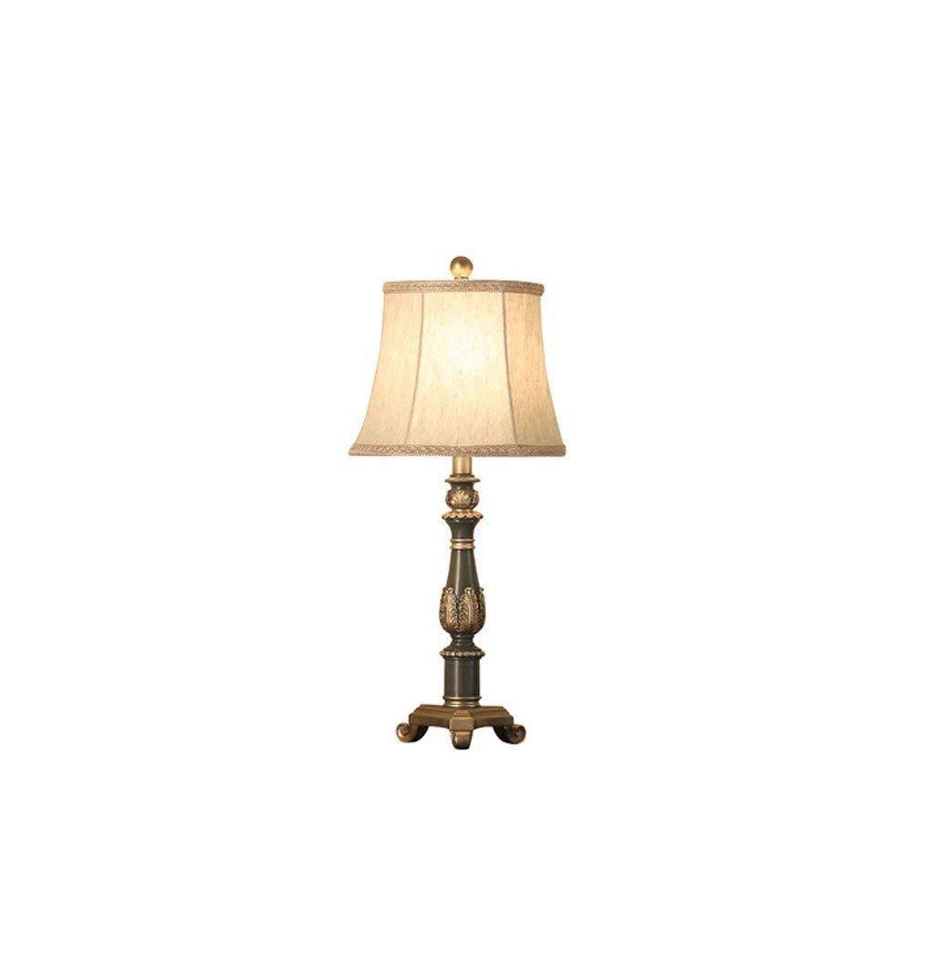 BinLZ Kreative Lampe Einfache Schlafzimmer Nachttischlampe Wohnzimmer Lesen Schreibtischlampe