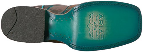 Work Women's Ariat Shades Boot Reese Brown Off Shades Off qZOUE