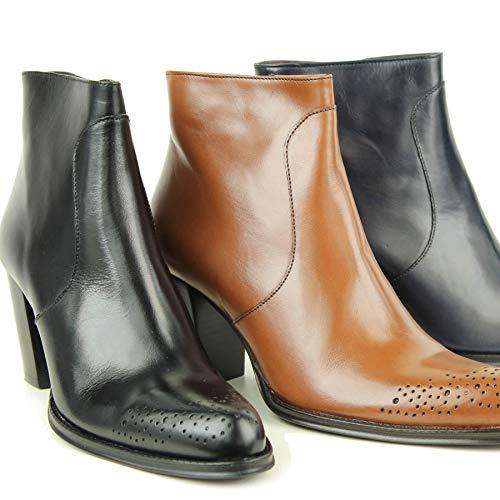 Talon Muratti Boots Boots À Gold Muratti À Talon rrYpq