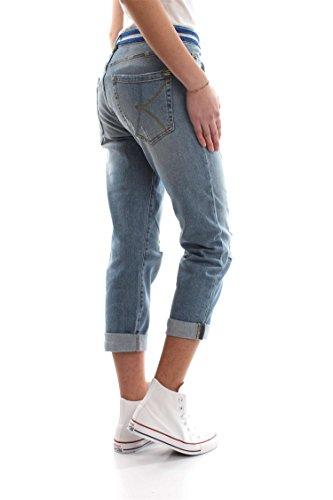 Kaos KP6DC009 Jeans Femme Denim Light Blue