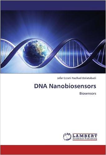 DNA Nanobiosensors: Biosensors