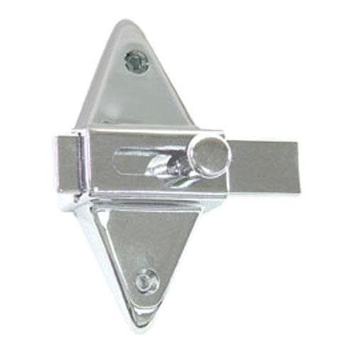 Generic 38100 Partition Stall Latch For Restroom Bathroom Door (One Only) Chrome by Generic