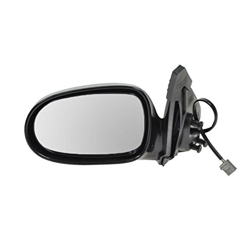 Power Side View Door Mirror Driver Left LH for 00-06 Nissan Sentra - Nissan Sentra Door Mirror