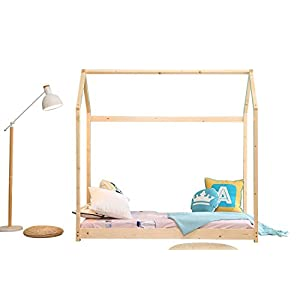Wood Child Bed 10