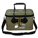 George Jimmy Portable Travel Fishing Folding Bucket Multifunctional Collapsible Bucket-01