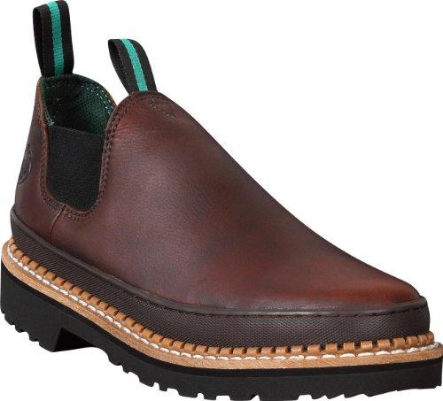 Georgia Giant Romeo Steel Toe Work ShoesGS-262 (M 9.5)