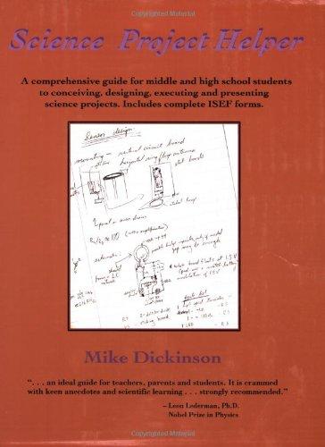 Science Project Helper PDF