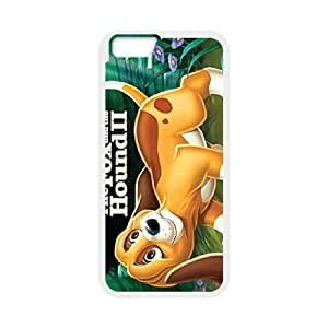 iphone6s 4.7 inch Phone Case White Fox and the Hound VC3XB2035025