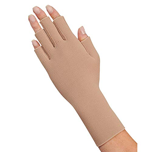 Juzo 3021ACFS Helastic Gauntlet w/ Finger Stubs 18-21mmHg Size: 2-Small