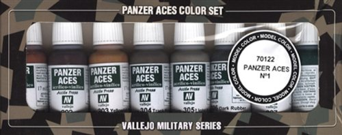 Vallejo Panzer Aces Paint 17ml product image