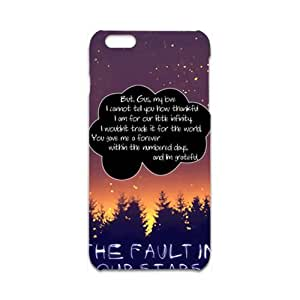 The faulting our stars artistic Cell Phone For Iphone 5/5s 3d
