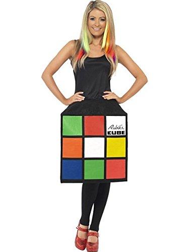 Rubik (Rubiks Cube Costume)