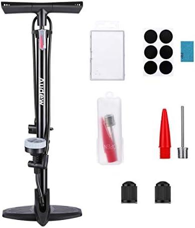 Audew Floor Bike Pump Gauge product image