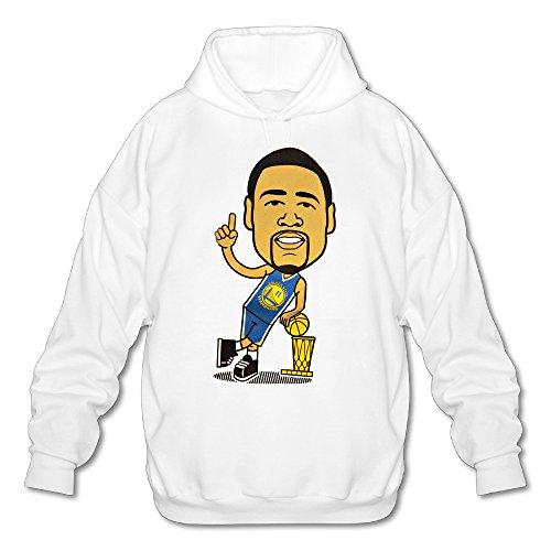 Klay Thompson Basketball Player Men's Cool Hooded Sweatshirt Hoodies]()