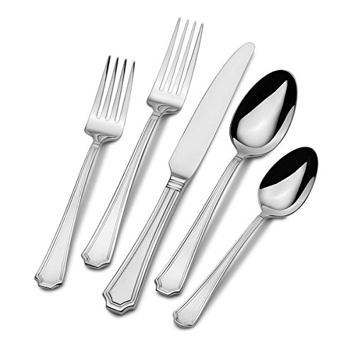 Towle Everyday Harper Frost 82-piece Flatware Set by Towle