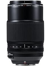 Fujifilm XF80-F2.8 Makro-Objektiv mit Autofokus System schwarz