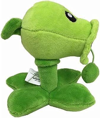 15cm Plants vs Zombies PVZ Peashooter stuffed plush toy
