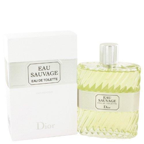 Eau Sauvage By CHRISTIAN DIOR 6.8 oz Eau De Toilette Spray FOR MEN (Eau Sauvage Citrus Eau De Toilette)