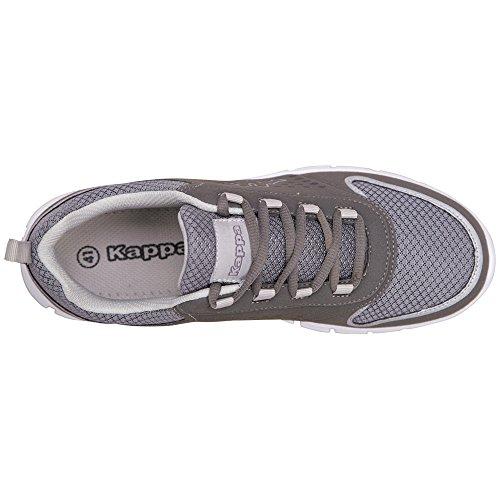 Amora Scarpe Calzature Anthra da da Kappa Unisex; Grigio Ginnastica Unisex 1316 Adulto Grey 4SqtBxwdx