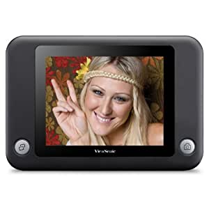 ViewSonic DPF8-CAM Printed Photos to Digital Format Converter with 8-Inch LCD screen and Built-In 5 MPcamera