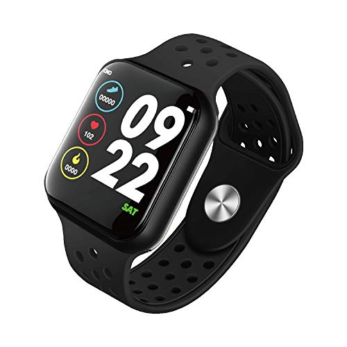 Smart Watch with Blood Pressure, Blood Oxygen Monitor, Fitness Tracker with Heart Rate Monitor, Touch Fitness Watch…