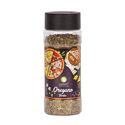 Urban Spices Natural Organic & Pure Imported Plain Oregano Herbs (50 gm) (B0822F2F3S) Amazon Price History, Amazon Price Tracker